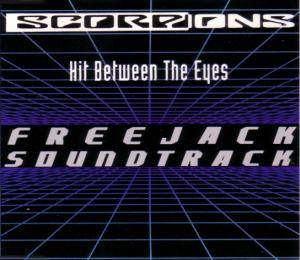 Scorpions: Hit Between The Eyes - Cover