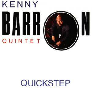 Cover - Kenny Barron: Quickstep
