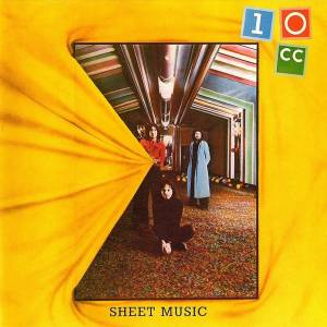 Cover - 10cc: Sheet Music