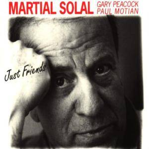 Cover - Martial Solal: Just Friends