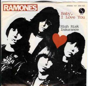 Ramones: Baby, I Love You - Cover