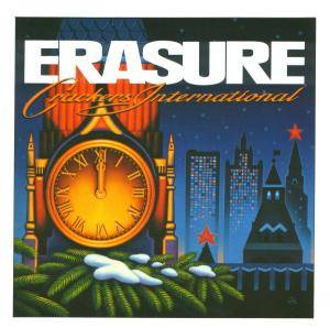 Erasure: Crackers International - Cover