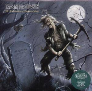 "Iron Maiden: The Reincarnation Of Benjamin Breeg (10"") - Bild 1"