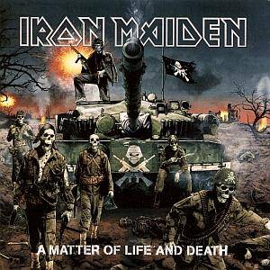 Iron Maiden: A Matter Of Life And Death (2-PIC-LP) - Bild 1