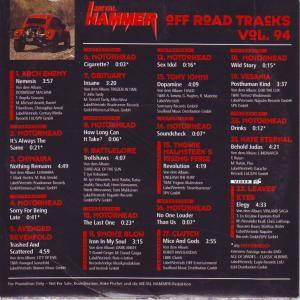 Metal Hammer - Off Road Tracks Vol. 94 (CD) - Bild 2