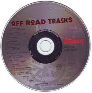 Metal Hammer - Off Road Tracks Vol. 92 (CD) - Bild 3