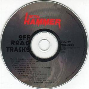 Metal Hammer - Off Road Tracks Vol. 79 (CD) - Bild 3