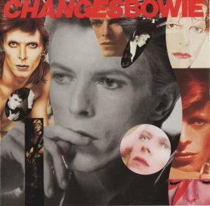 David Bowie: Changesbowie - Cover