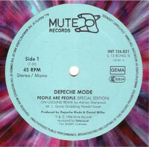 "Depeche Mode: People Are People (12"") - Bild 5"