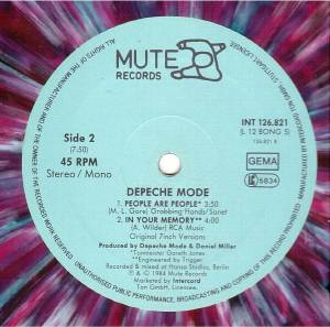 "Depeche Mode: People Are People (12"") - Bild 6"