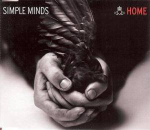 Simple Minds: Home - Cover