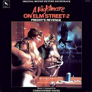 Cover - Christopher Young: Nightmare On Elm Street 2, A