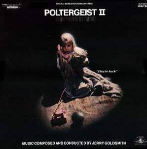 Jerry Goldsmith: Poltergeist II - The Other Side - Cover