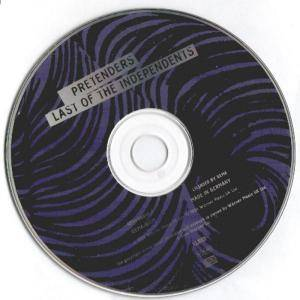 Pretenders: Last Of The Independents (CD) - Bild 2