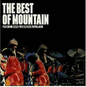 Mountain: Best Of Mountain, The - Cover