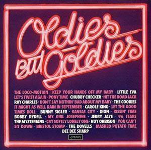 Oldies But Goldies (Decca 23409) - Cover