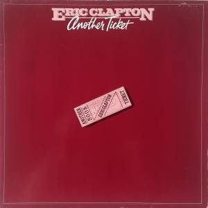 Cover - Eric Clapton: Another Ticket