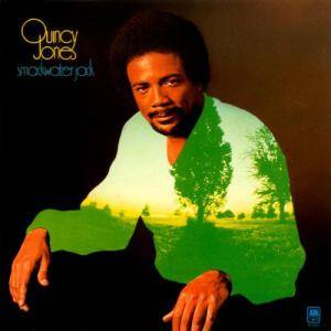 Quincy Jones: Smackwater Jack - Cover