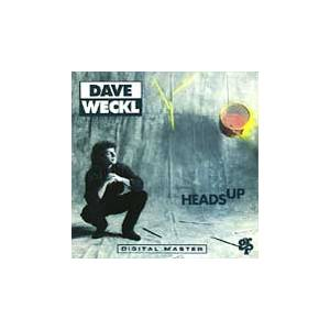 Cover - Dave Weckl: Heads Up