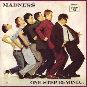 Madness: One Step Beyond... - Cover