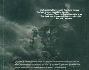 Megadeth: Greatest Hits - Back To The Start (CD) - Bild 5