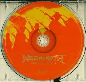 Megadeth: Greatest Hits - Back To The Start (CD) - Bild 9
