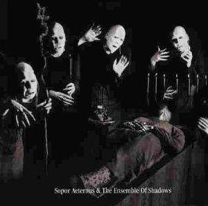Sopor Aeternus & The Ensemble Of Shadows: Dead Lovers' Sarabande (Face One) - Cover