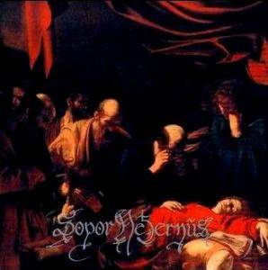 Sopor Aeternus & The Ensemble Of Shadows: Todeswunsch - Sous Le Soleil De Saturne - Cover