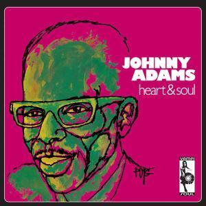 Johnny Adams: Heart & Soul - Cover