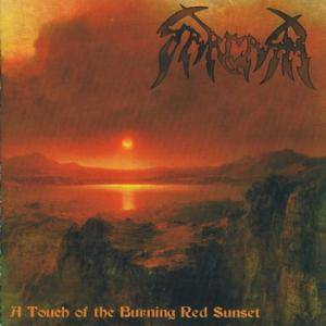Cover - Sarcasm: Touch Of The Burning Red Sunset, A