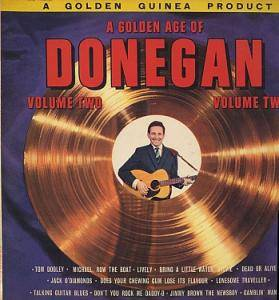 Cover - Lonnie Donegan: Golden Age Of Donegan Vol.2, A
