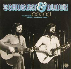 Schobert & Black: Lebend - Cover