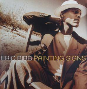Cover - Eric Bibb: Painting Signs