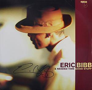 Eric Bibb & Needed Time: Good Stuff - Cover