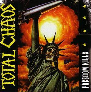 Total Chaos: Freedom Kills - Cover