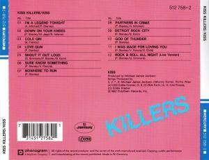 KISS: Killers (CD) - Bild 3