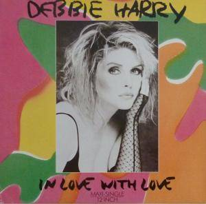 Debbie Harry: In Love With Love - Cover