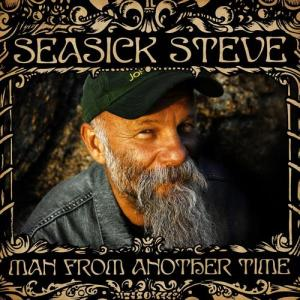 Seasick Steve: Man From Another Time - Cover