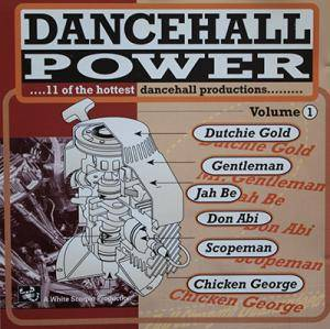 Cover - Don Abi: Dancehall Power