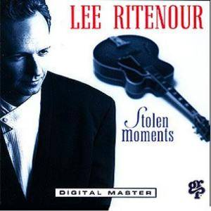 Lee Ritenour: Stolen Moments - Cover