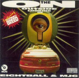 Eightball & MJG: On The Outside Looking In - Cover