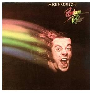 Mike Harrison: Rainbow Rider - Cover