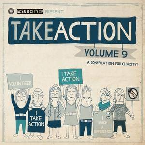 Take Action! Vol. 09 - Cover
