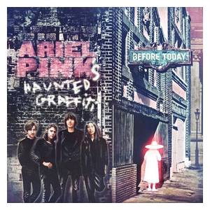Ariel Pink's Haunted Graffiti: Before Today - Cover