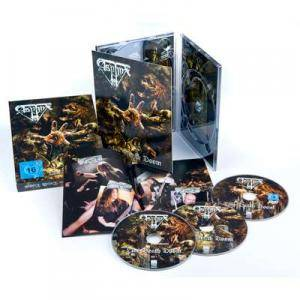 Asphyx: Live Death Doom (DVD + 2-CD) - Bild 2