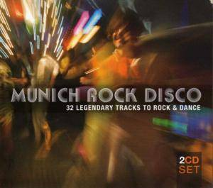 Munich Rock Disco - Cover