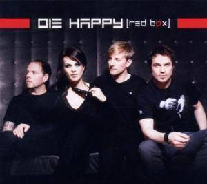 Cover - Die Happy: Red Box