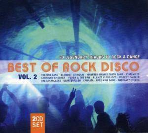 Cover - Frank Marino: Best Of Rock Disco Vol. 2