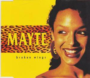 Cover - Mayte: Broken Wings