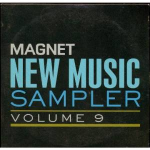 Cover - Marky Ramone & The Intruders: Magnet New Music Sampler Volume 9